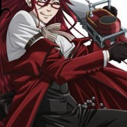 Grell Sutcliff Casual Cosplay