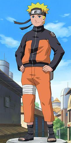Uzumaki Naruto Cosplay